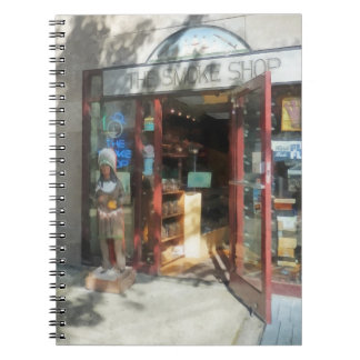 Shopfronts - Smoke Shop Note Book