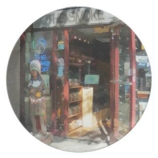 Shopfronts - Smoke Shop Plates