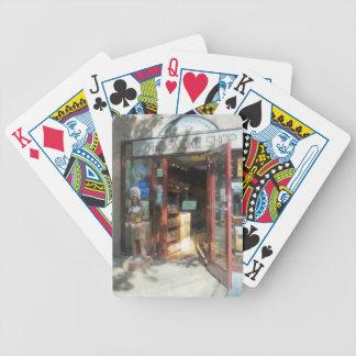 Shopfronts - Smoke Shop Playing Cards
