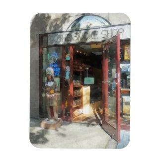 Shopfronts - Smoke Shop Flexible Magnets