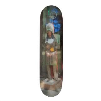 Shopfronts - Smoke Shop Skateboard Deck
