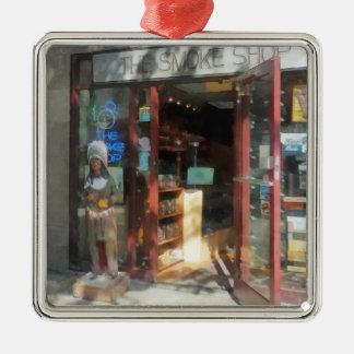 Shopfronts - tienda del humo adorno de navidad