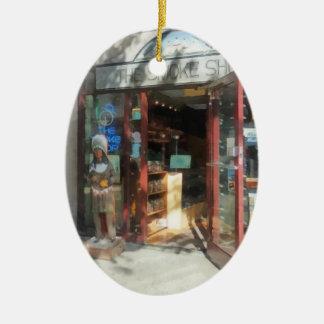 Shopfronts - tienda del humo adorno