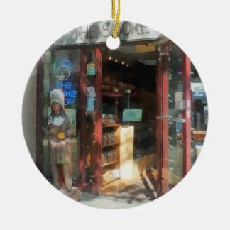 Shopfronts - tienda del humo adorno para reyes