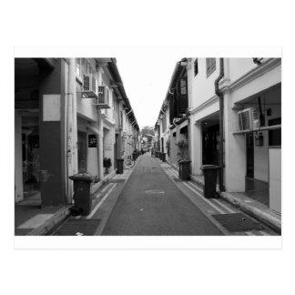 Shophouses Postcard
