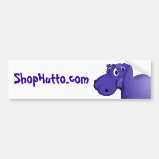 ShopHutto Bumper Sticker