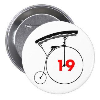 Shopkeeper 19 pinback button