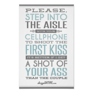 Shoppe Satire - Humor for Photographers Poster