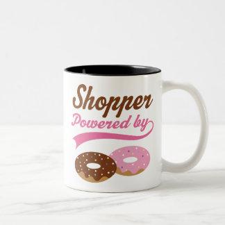 Shopper Funny Gift Coffee Mug