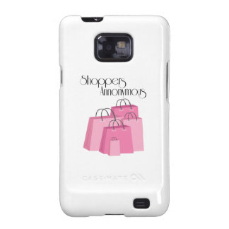 Shoppers Annonymous Samsung Galaxy S2 Covers