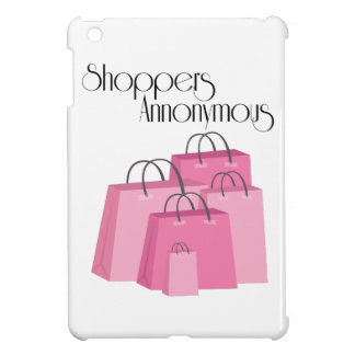 Shoppers Annonymous Cover For The iPad Mini