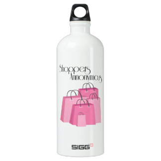 Shoppers Annonymous SIGG Traveler 1.0L Water Bottle