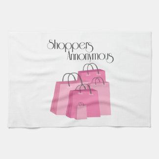 Shoppers Annonymous Towel