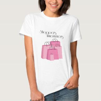 Shoppers Annonymous Tshirt