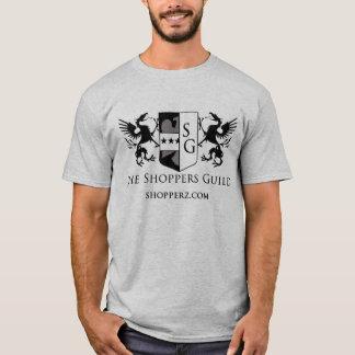 Shoppers Guild Gray T T-Shirt