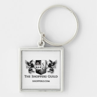 Shoppers Guild Key Chain