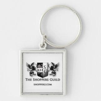 Shoppers Guild Key Chain