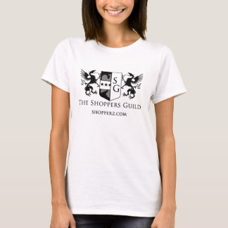 Shoppers Guild Women's Fitted T T-Shirt