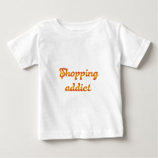shopping addict purchase-addicted baby T-Shirt