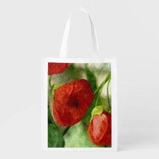 Shopping Bag 001c Reusable Grocery Bag