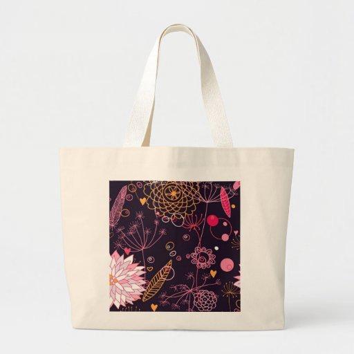Shopping bag bolsa tela grande
