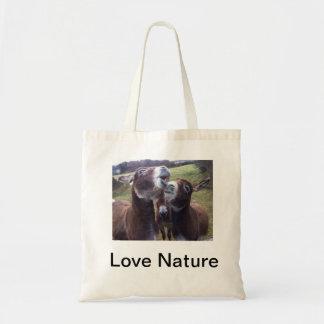 Shopping Bag Fold and use Tote Bag