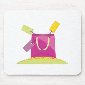 Shopping Bag Mouse Pad