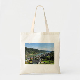 Shopping bag Oberwesel in the central Rhine Valley
