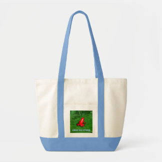 Shopping bag, Save Frogs! College tote