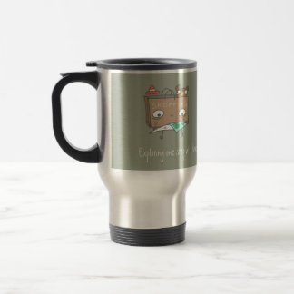 Shopping Bag Travelling Holiday Vacation Mug