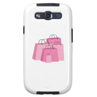 Shopping Bags Galaxy SIII Cases