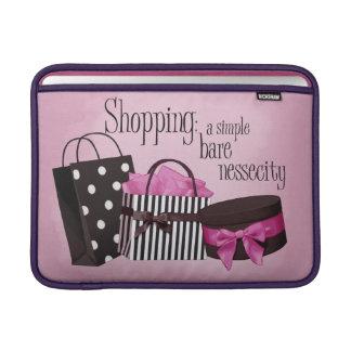 Shopping bags MacBook air sleeves