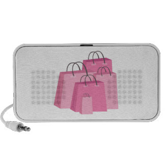 Shopping Bags PC Speakers