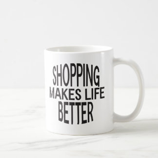 Shopping Better Mug - Assorted Styles & Colors