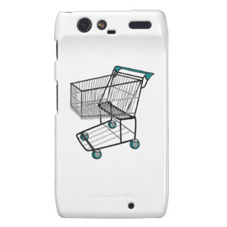 Shopping Cart Droid RAZR Cover