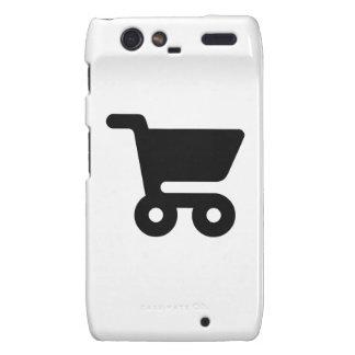 Shopping Cart Motorola Droid RAZR Case