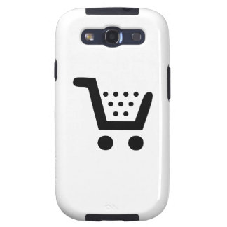 Shopping Cart Galaxy S3 Cases