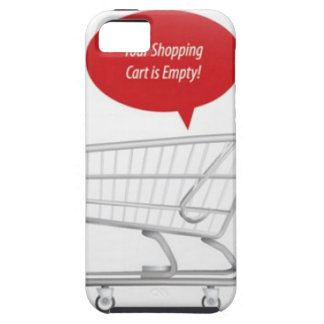 Shopping cart design iPhone 5 covers