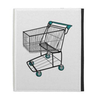 Shopping Cart iPad Case