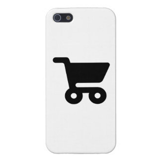 Shopping Cart iPhone 5 Cover