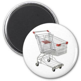 shopping-cart magnet