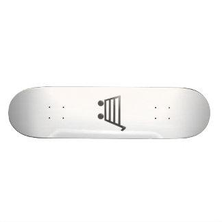 Shopping Cart Custom Skateboard