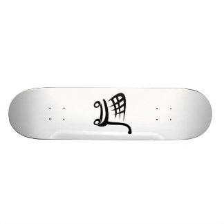 Shopping Cart Custom Skate Board