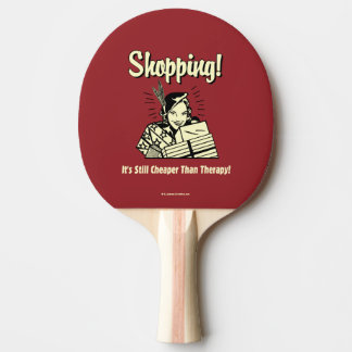 Shopping: Cheaper Than Therapy Ping Pong Paddle