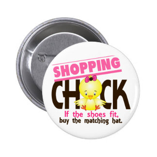 Shopping Chick 1 Button