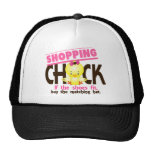 Shopping Chick 1 Mesh Hat