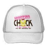 Shopping Chick 1 Mesh Hats