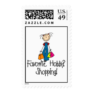 Shopping Favorite Hobby Stamps