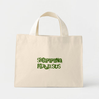 Shopping for Jesus! Mini Tote Bag