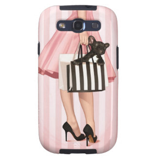 Shopping french style galaxy s3 case